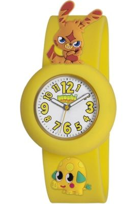 Peers Hardy Yellow Katsuma Moshi Monsters Watch With Charms