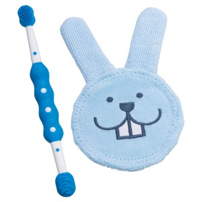 MAM Teether Solutions Set – Blue