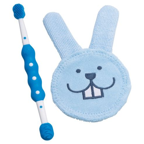 MAM Teether Solutions Set – Blue