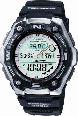 Casio Fishing Watch