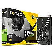 Zotac Geforce GTX 1060 3GB Mini Graphics Card