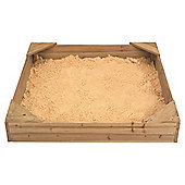 Selwood Wooden Sandpit with Lid