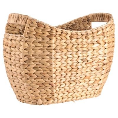 Tesco Water Hyacinth Magazine Basket