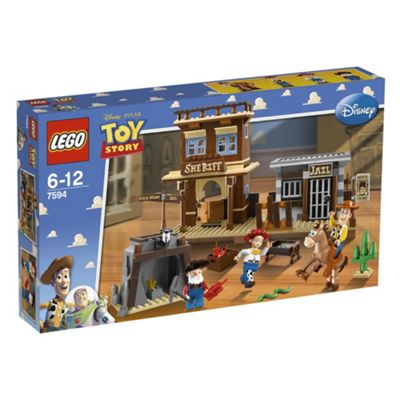 LEGO Toy Story Woody's Roundup 7594