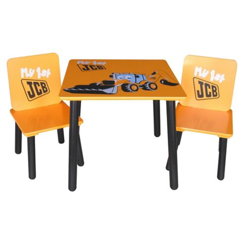 My 1st JCB Table & 2 Chairs