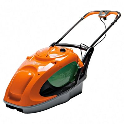 Flymo Glide Master 340 Electric Hover Collect Mower