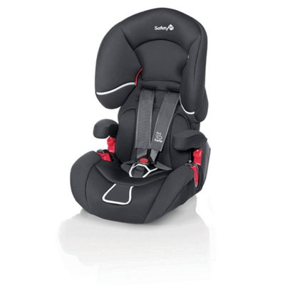 Dorel UK Ltd Safety 1st Tri-Safe Car Seat Group Iron Black