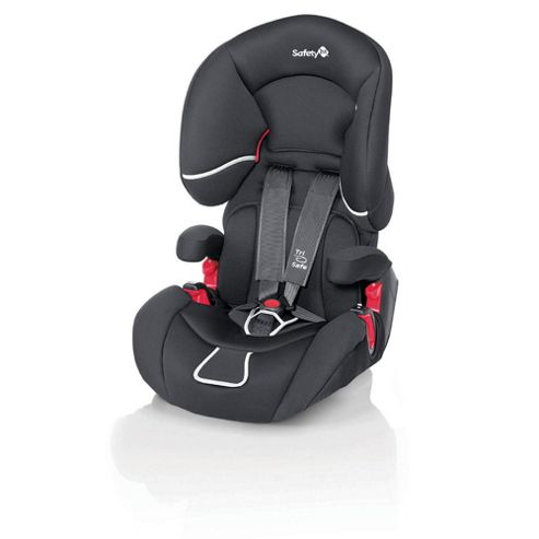 Dorel UK Ltd Safety 1st Tri-Safe Car Seat Group Iron Black