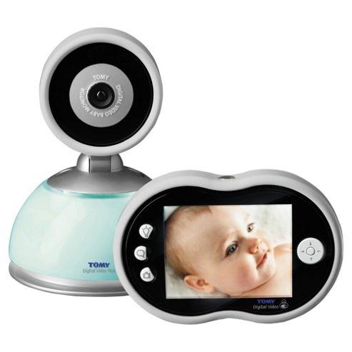 Tomy Video TDV450 Video Baby Monitor