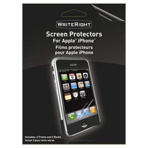 Fellowes WriteRight Universal Screen Protectors - 5 Pack