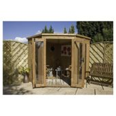 Garden Sheds And Summerhouses summer houses   garden storage - tesco
