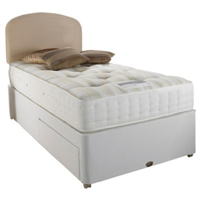 Rest Assured Royal Ortho 1000 Single 2 Drawer Divan Bed