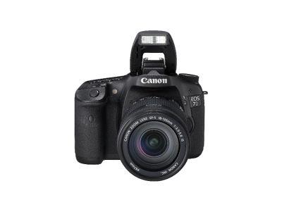 Canon EOS 7D Digital SLR Camera, 18 MP, 3