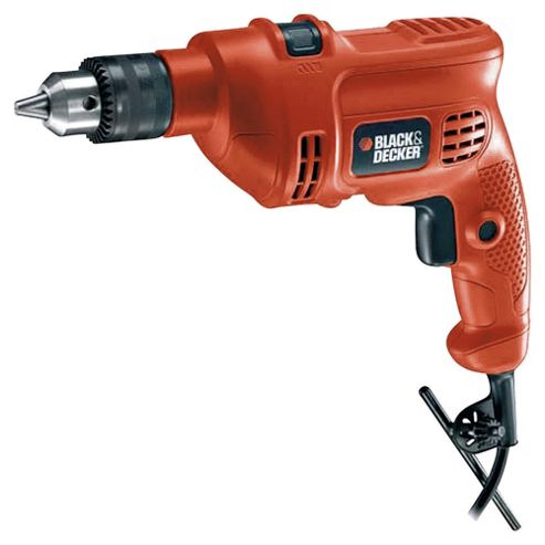 BLACK+DECKER 500W Corded Percussion Drill KR504