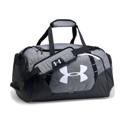 Under Armour Storm Undeniable 3.0 Small Duffel Sports Bag - Grey