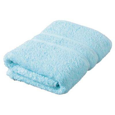 Tesco Bath Sheet, Aqua