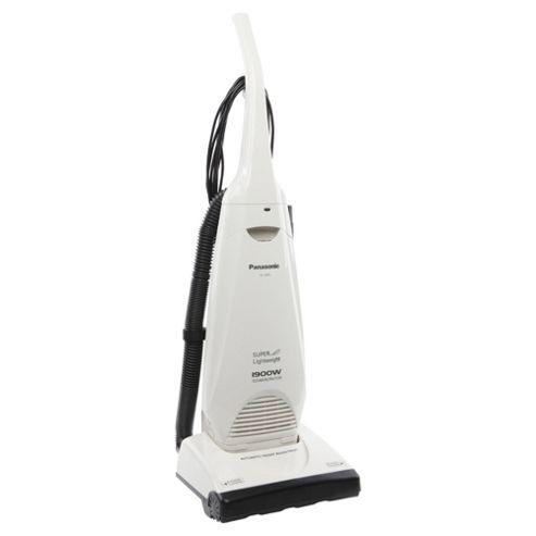 Buy Panasonic Mc Ug302 White Upright Vacuum Cleaner From