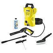 Karcher K2 Basic Exclusive Pressure Washer with Accessories