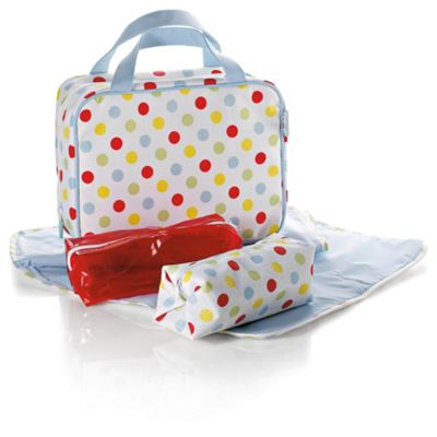 Koo-di Changing Bag, Spotty
