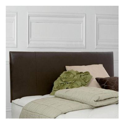 Silentnight King Headboard, Chocolate