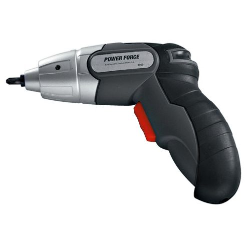 Power Force 3.6V Lithium-Ion Cordless Screwdriver