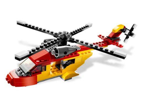 LEGO Creator Rotor Rescue 5866