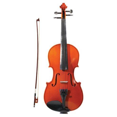 Windsor 1/2 Size Violin MI-1008 With Light weight Zipped Case & Shoulder Strap