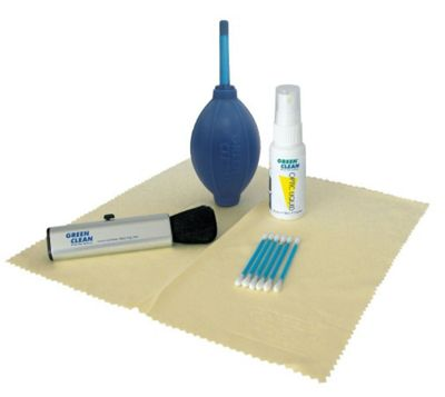 Green Clean Cleaning Kit For Photo, Video, Audio, IT & Hobby