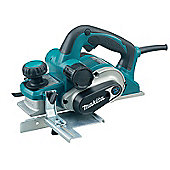 Makita KP0810CK 82mm Heavy-Duty Planer & Case 850 Watt 110 Volt