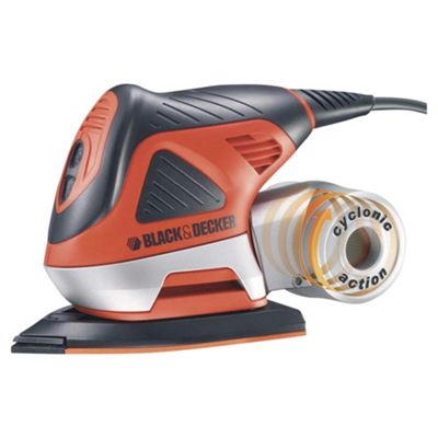 BLACK+DECKER KA272 240v 170w 2-in-1 Multi Sander