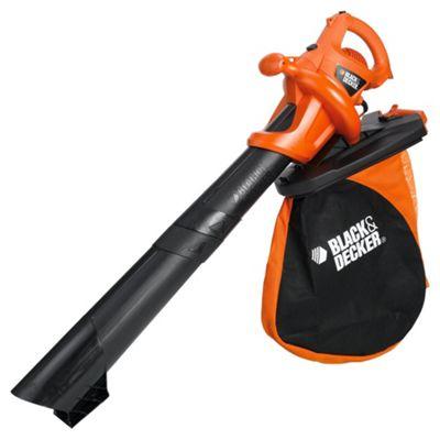 BLACK+DECKER 2 Speed 3000W Blow Vac