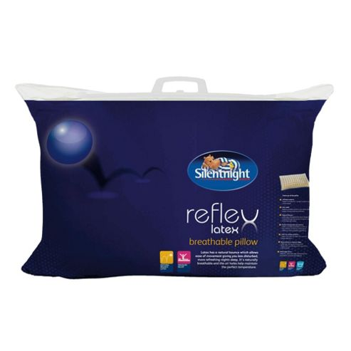 Silentnight Latex Breathable Pillow