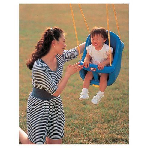 Little Tikes High Back Toddler Swing Set