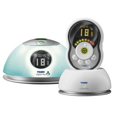 Tomy Digital Plus TD350 Baby Monitor