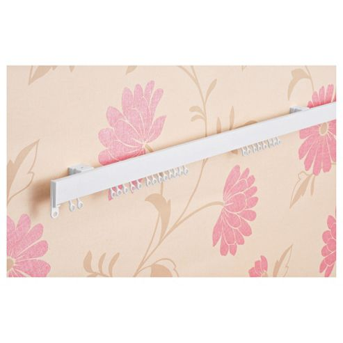 Swish Deluxe Curtain Track 125cm