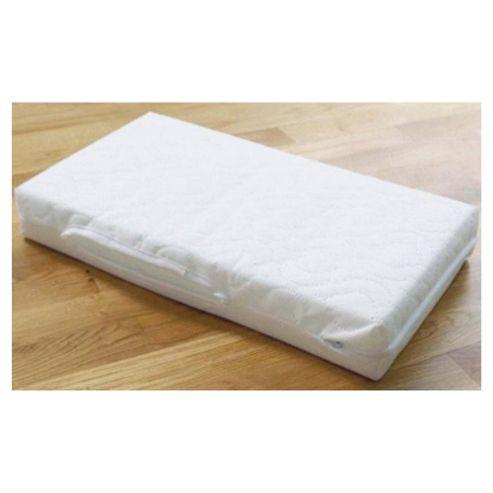 Saplings Sprung Foam Cot Bed Mattress, 140x70cm