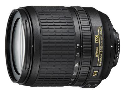Nikon 18-105MM F3.5-5.6G DX ED VR AF-S Lens