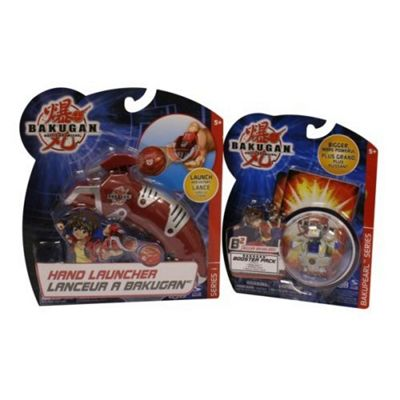 Bakugan Battle Brawlers Hand Launcher
