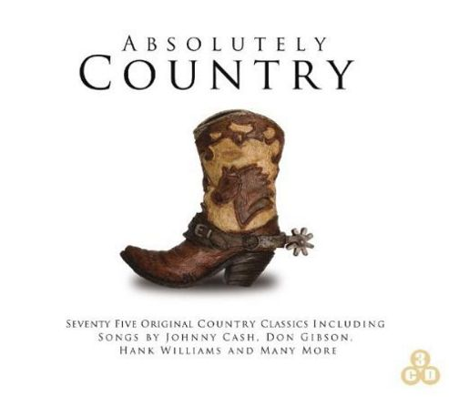 Absolutely Country (3Cd)