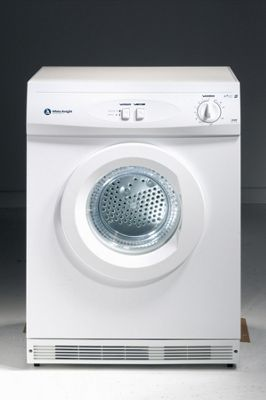 White Knight 44AW Vented Free-standing Tumble Dryer,6 kg Load, C Energy Rating. White