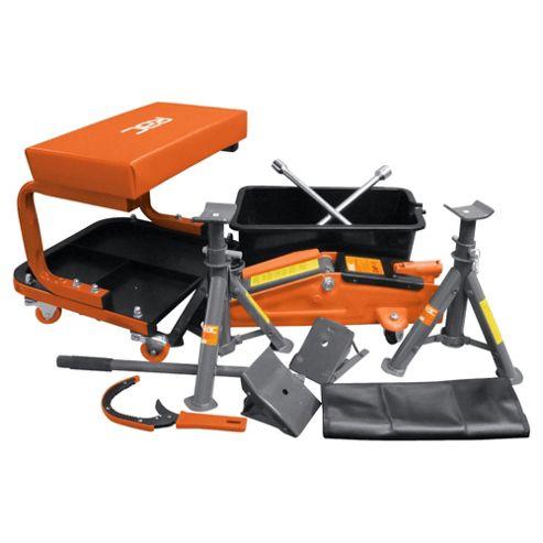 RAC 10pc Garage Kit