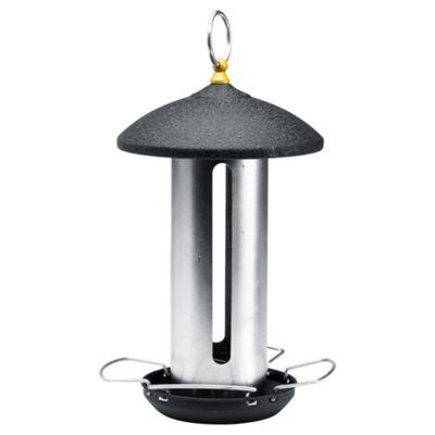 Gardman large steel feeder, black