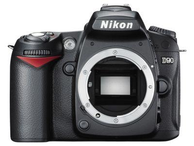 Nikon D90 Digital SLR Camera (Body Only)