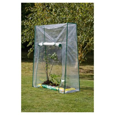 Tesco Growbag Growhouse with Metal Frame & Plastic cover