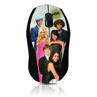 Disney High School Musical Wired USB Optical Mouse