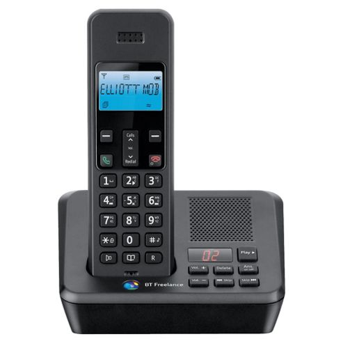 BT Freelance XB2500 Single cordless Telephone