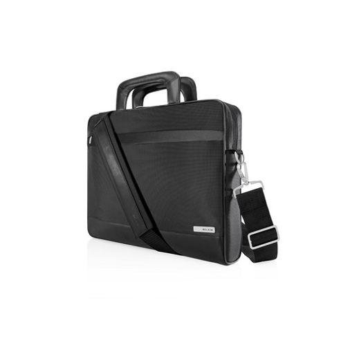 Belkin Black F8N180ea Laptop Slimcase - For up to 15.6