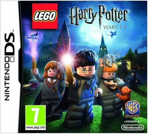Lego - Harry Potter: Years 1-4