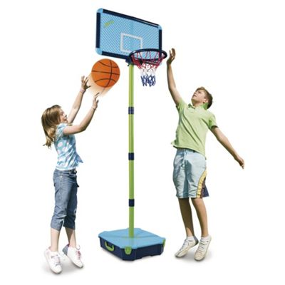 Swingball All Surface Junior Basketball Set