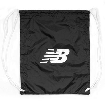 New Balance Cinch Gymsack Gymbag Bag - Black